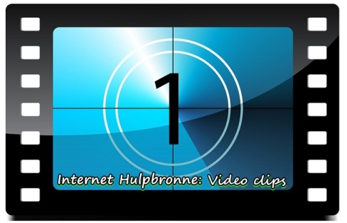 Internet Hulpbronne - video clips