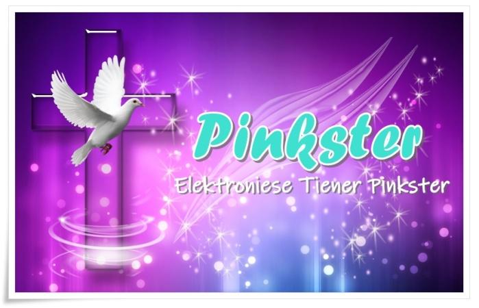 elektroniese tiener pinkster