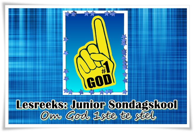 god 1ste - groot