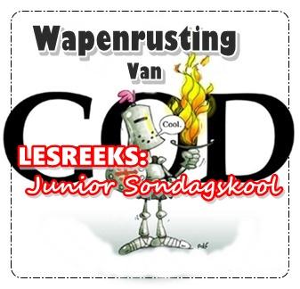 LESREEKS - Junior Sondagskool - Wapenrusting