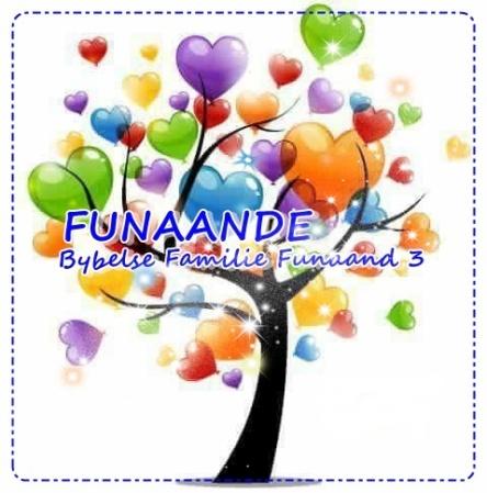 Funaande - Bybelse Familie Funaand 3 - 1
