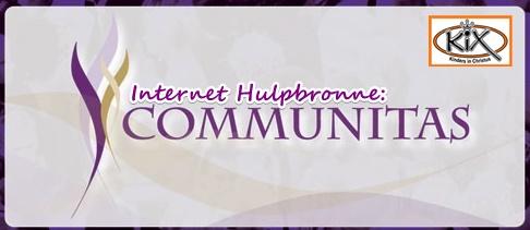 Internet Hulpbronne - Communitas