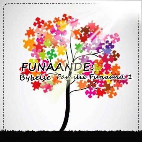 Funaande - Bybelse Familie Funaand 1b