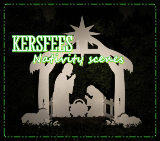 Kersfees - Nativity scenes