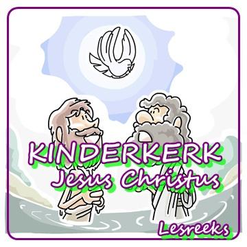Kinderkerk lesreeks - Jesus Christus