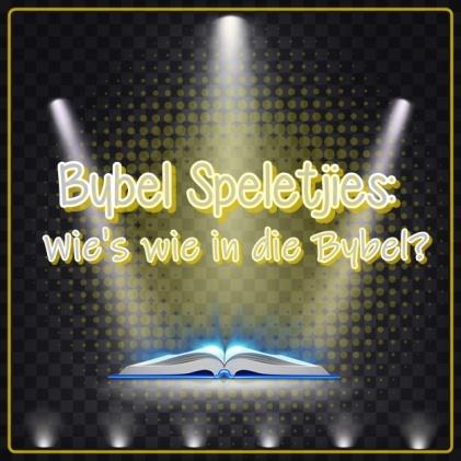 wies wie in die Bybel 2