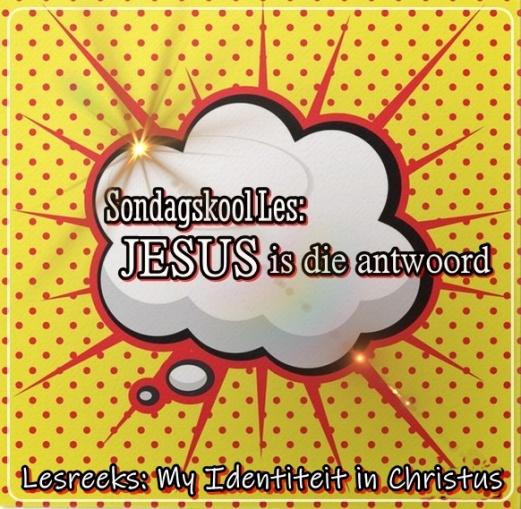 Jesus is die antwoord