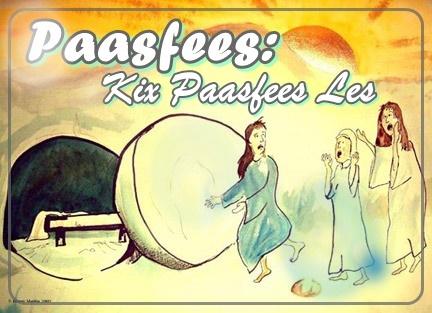 Kix Paasfees Les 1