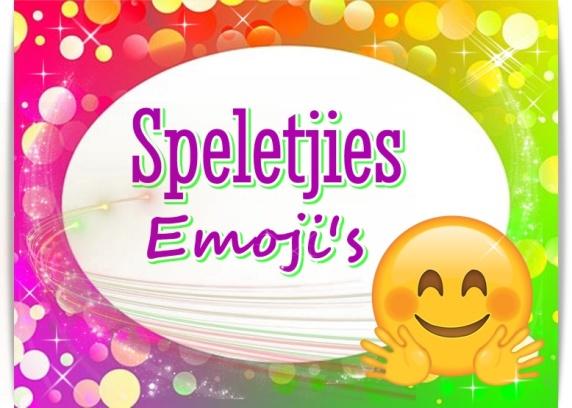 Emoji speletjies 4