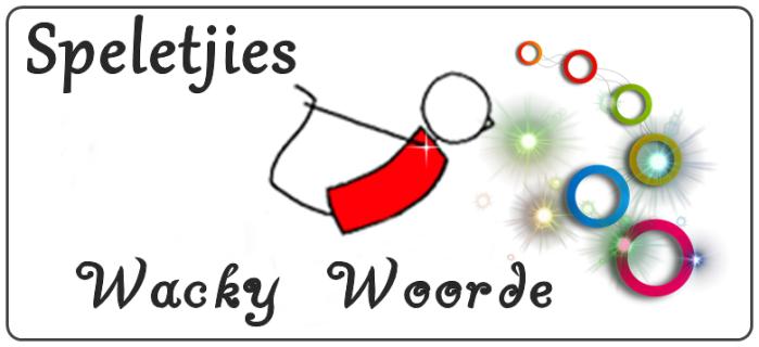 wacky woorde