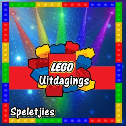LEGO uitdagings