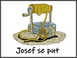 Josef se put