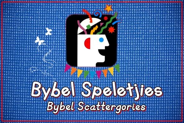 bybel scattergories