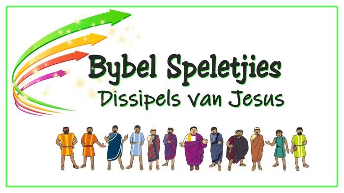 dissipels v Jesus