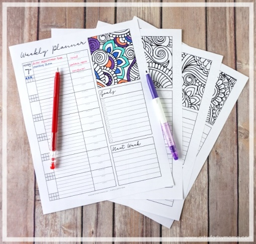 Planner-Pages