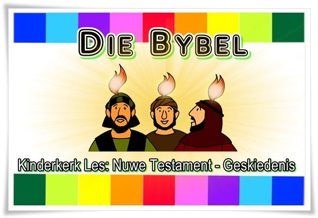 17. groot - nuwe testament - geskiendenis