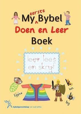 my 1ste bybel doen en leer boek