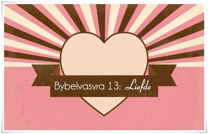 13. groot - liefde