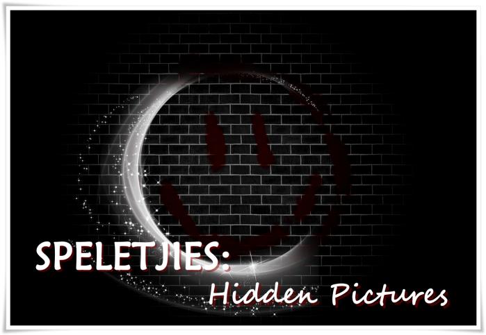 hidden pictures - groot 1