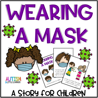 WearingAMaskStoryforChildren.COver